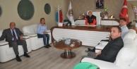 Çavuşoğlu#039;na #039;geçmiş olsun#039; ziyareti