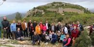 Gazipaşa'nın tarihi mekanında doğa yürüyüşü