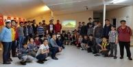Gençlere Kudüs#039;ü anlattı