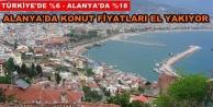 Konut fiyatlarında Alanya Türkiye#039;yi üçe katladı