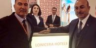 Lonicera#039;ya Çavuşoğlu övgüsü
