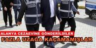 Manavgat#039;ta yakalandı, Alanya#039;ya gönderildiler