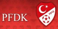PFDK#039;dan Alanyaspor#039;a ceza