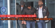 Tefeci operasyonunda şüpheli 2 isim tutuklandı