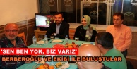 Alanya AK Parti'den vefa toplantısı