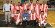 Alanya Belediyesi Futsal Turnuvası başladı