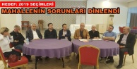 Alanya CHP istişare etti