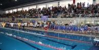 Alanya#039;da 23 Nisan yüzme yarışları
