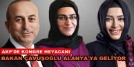 Alanya'da Ak kadınlar kongre yapacak