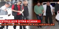 Alanya'da dolandırıcılara suçüstü