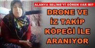 Alanya#039;da engelli kadın kayboldu!
