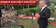 Alanya'da Türkeş için Mevlid okutulacak