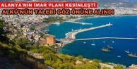 Alanya'nın imar planına rekor itiraz