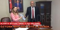 Alanya siyasetinde Abdullah Öztürk bombası!