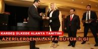 Alanya turizmine Azerbaycan morali