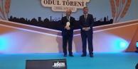 Antalya Büyükşehir Belediyesine 2 ödül birden