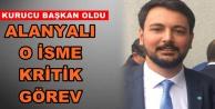 Antalya İYİ Parti#039;ye Alanyalı başkan