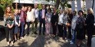 CHP#039;li kadınlar Alanya basınıyla buluştu
