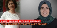 CHP#039;li Tığlı#039;dan AKP#039;li Özen#039;e #039;kafir#039; tepkisi