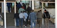 Gözaltına alınan 60 şüpheliden 42#039;si tutuklandı