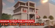 İşte Alanya AKP'nin yeni teşkilat binası