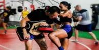 Muay Thai heyecanı Alanya'da başladı