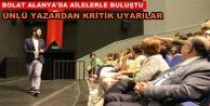 Özgür Bolat aileleri uyardı!