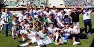 Serik Belediyespor#039;dan tarihi başarı