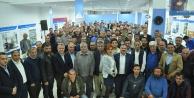 Tuna'dan 'Umut Yürüyüşü'ne davet