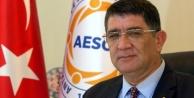 AESOB Başkanı Dere#039;den esnafa ödeme uyarısı