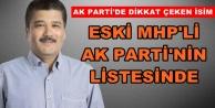 AK Parti#039;de Kemal Çelik sürprizi