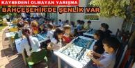 Alanya Bahçeşehir#039;de Satranç Şenliği