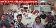 Alanya#039;da 19 Mayıs coşkusu yaşanacak