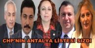 Alanya#039;ya bir şokta CHP#039;den