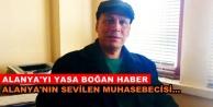 Alanya#039;yı yasa boğan ölüm haberi
