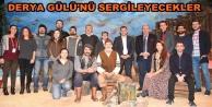 Alanyalı tiyatrocular Diyarbakır yolcusu