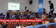 ALKÜ#039;de nükleer enerji konuşuldu