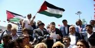 Antalya#039;dan İsrail#039;e tepki