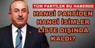 Antalya Milletvekili Adayları belli oldu