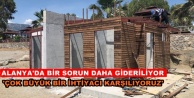 Belediyeden sahillere duş ve WC