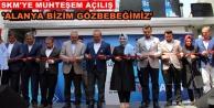 Çavuşoğlu Alanya#039;da Ak Parti#039;ye start verdi