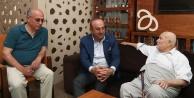 Çavuşoğlu#039;ndan çifte taziye ziyareti