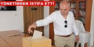 CHP'de kriz! Kaptanoğlu istifa etti