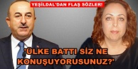 CHP#039;li Yeşildal, Çavuşoğlu#039;na sert çıktı