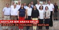 CHPnin Antalya adaylarının ilk toplantısı