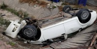Demrede trafik kazası: 1 yaralı