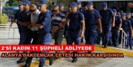 Flaş! Alanya#039;daki emlak çetesine 12 tutuklama