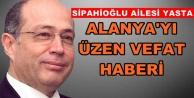 Hasan Sipahioğlu#039;nun acı günü
