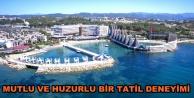 Helal Tatilin Öncüsü Adin Beach Hotel