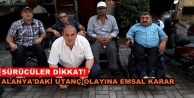 İstanbul#039;daki olay Alanya#039;ya emsal olacak